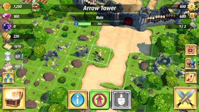 لعبة Royal Revolt 2 للاندرويد, لعبة Royal Revolt 2 مهكرة, لعبة Royal Revolt 2 للاندرويد مهكرة, تحميل لعبة Royal Revolt 2 apk مهكرة