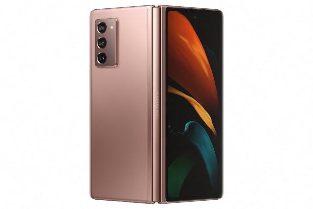Samsung Galaxy Z Fold : Fiche Technique