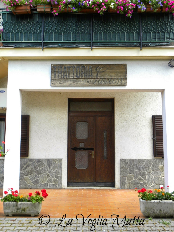 Ristorante Savron Trieste ingresso