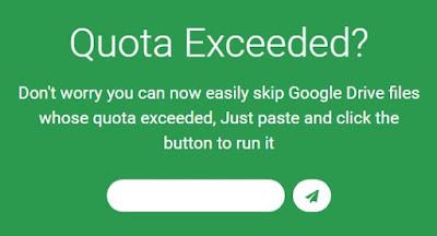 Cara Mengatasi Limit Kuota Google Drive Tanpa Ribet