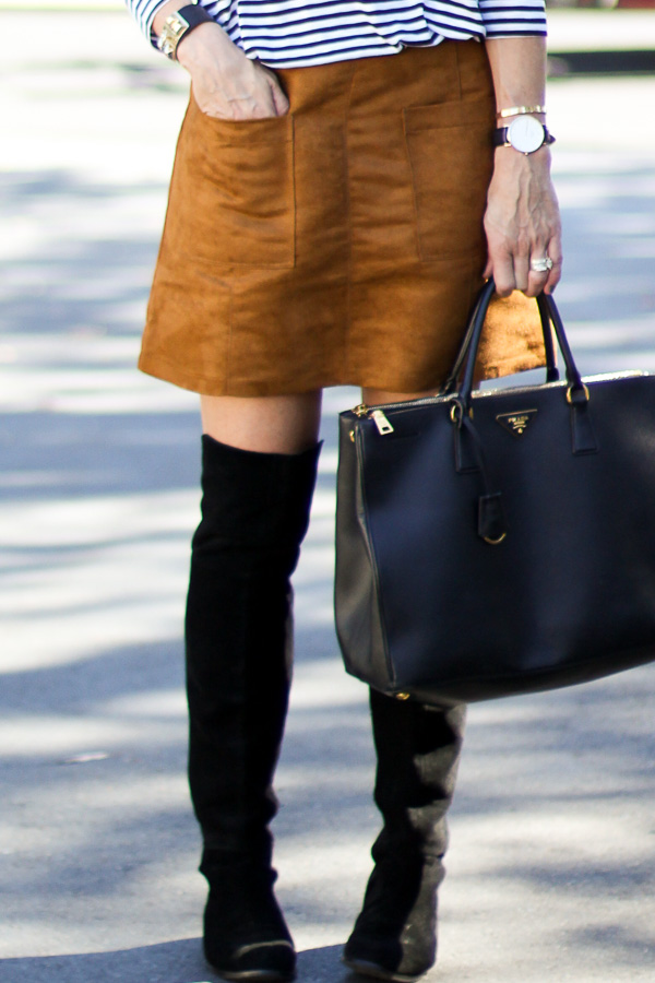 over the knee boots style parlor girl
