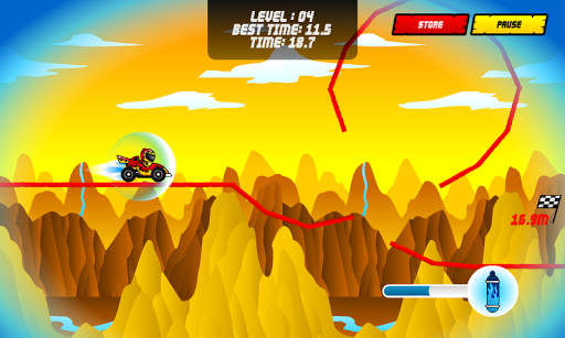 Buggy Climb Race Mod Unlimited Coins v1.0.1 APK
