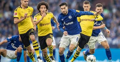 Bundesliga Make A Return As Dortmund Beat Schalke 4-0