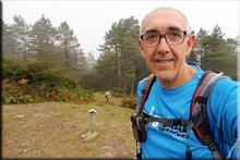 Usako Atxa mendiaren gailurra 912 m. - 2018ko irailaren 14an