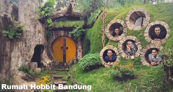 Tempat Wisata Di Bandung Rumah Hobbit