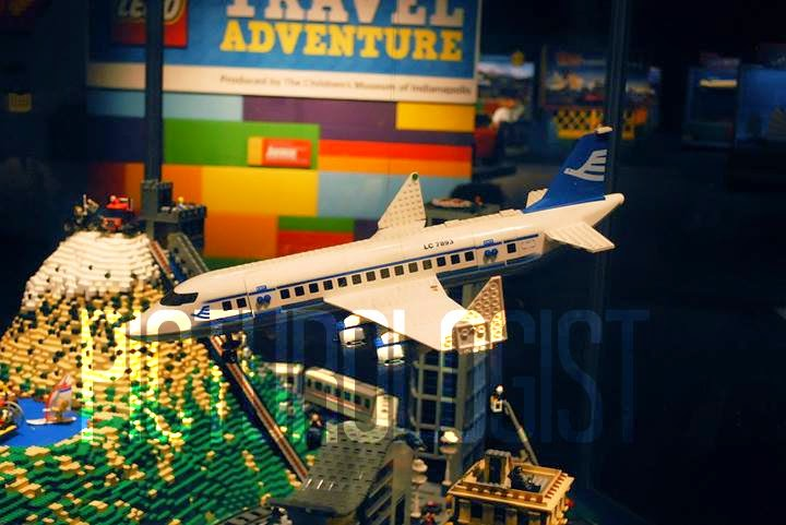 Great Lakes Science Center Lego Adventure