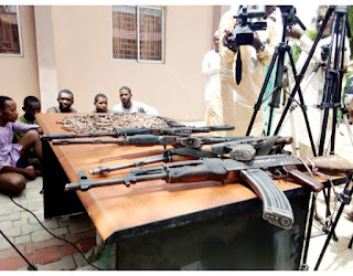 Five Notorious Bandits Arrested In Zamfara