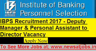 IBPS-Recruitment-Deputy-Manager-Assistant-Vacancy