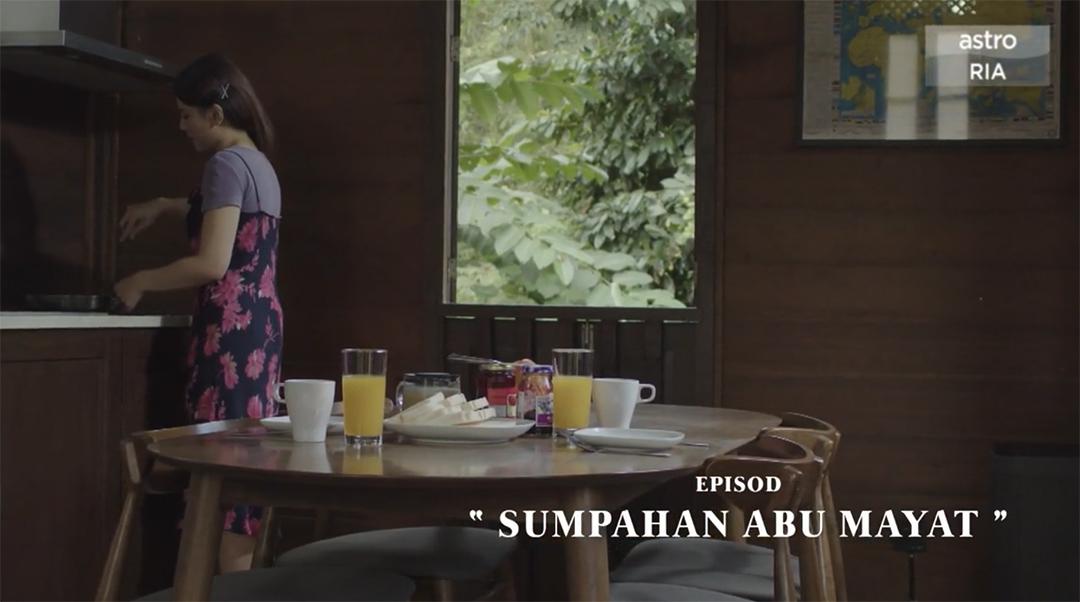 Malaysian Ghost Stories Episod 20 Sumpahan Abu Mayat