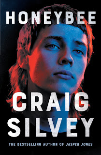 Honeybee by Craig Silvey book cover