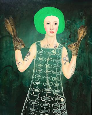 Green Hait (2019), Anne Siems