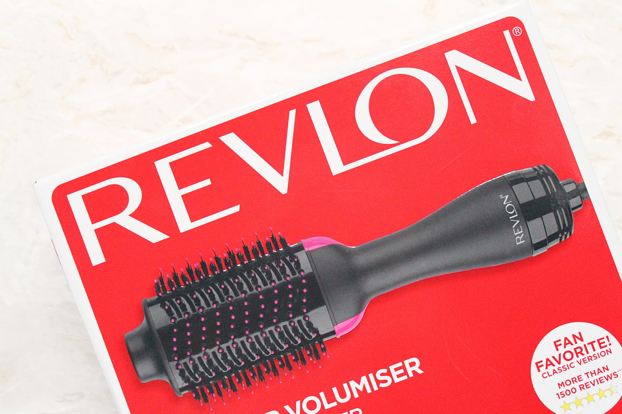 Revlon Blow Dry Brush Review