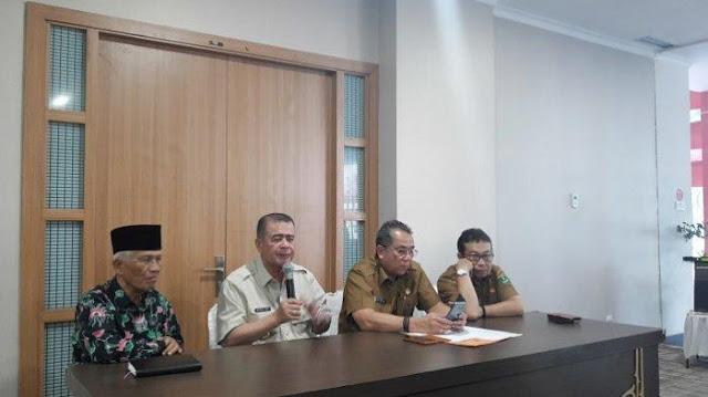 1.470 Perantau Minang di Wamena Ingin Pulang Kampung, Wagub Sumbar Ajak Semua Ikut Membantu