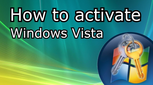 How to Activate Windows Vista for free