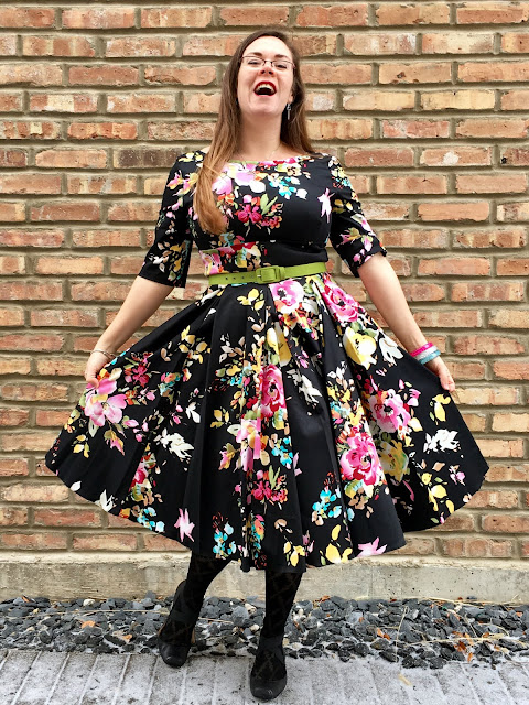 pretty dress company pinup girl