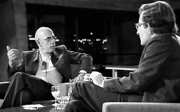 Noam Chomsky /Michel Foucault debate subtitulado