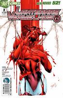 Os Novos 52! Lanternas Vermelhos #3