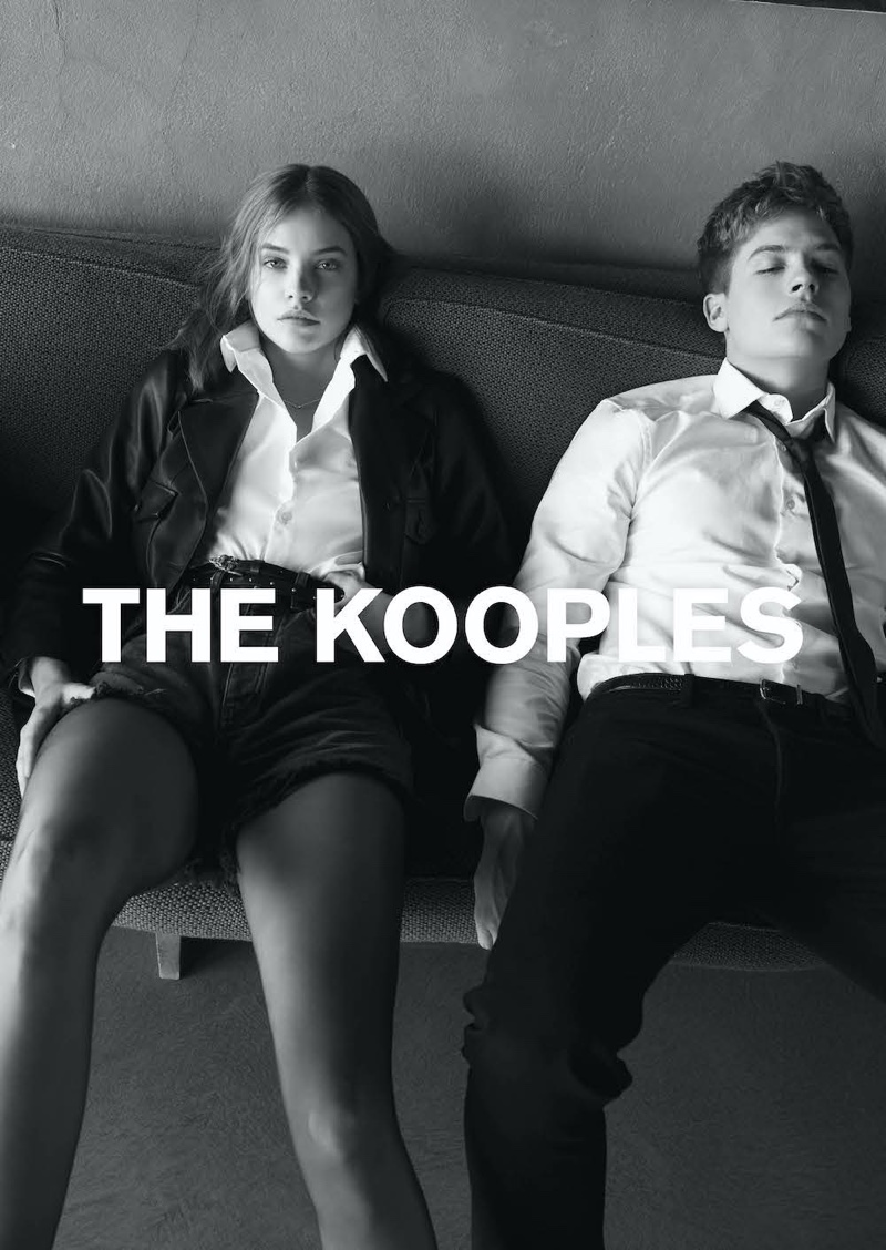 The Kooples Spring/Summer 2020 Campaign