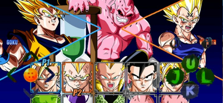 Dragon Ball Z Hyper Dimensions Mugen For Android & iOS 2020