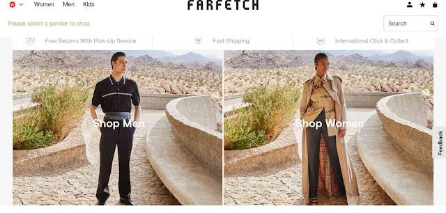 Farfetch註冊教學