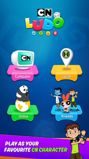 Download Cartoon Network Ludo Mod Apk