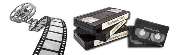 Convert video tapes