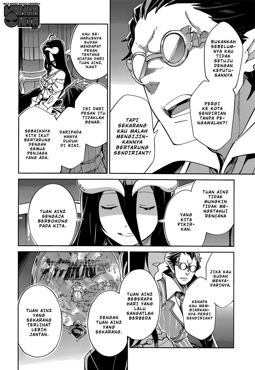 Overlord chapter 13