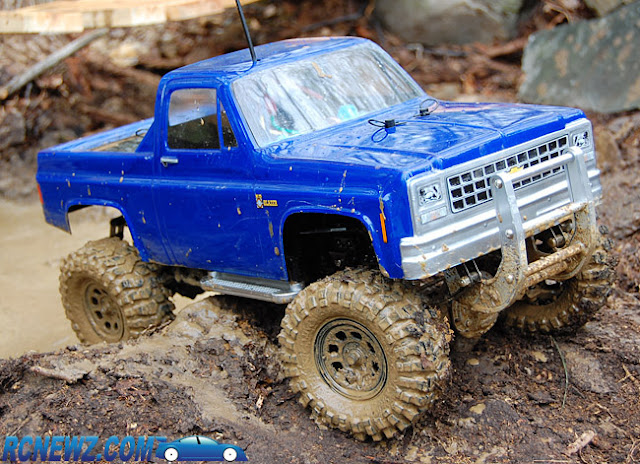 Tamiya High Lift mud bog