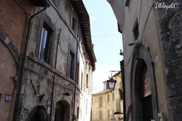 Due giorni in Umbria Spoleto