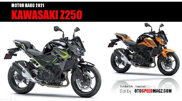 motor-baru-2021-terbaik-kawasaki-z-250