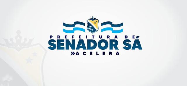 """A gestão que iniciará em Janeiro apresenta novo logomarca e o slogam """"Acelera""""."""