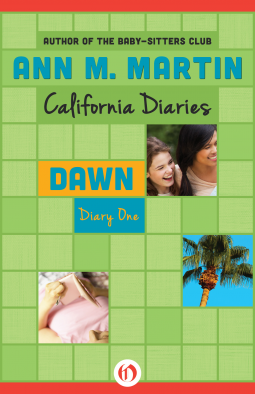 """Return To The """"The Baby-Sitters Club"""" World With Dawn: Diary One"""