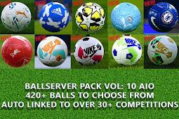 New Balls Server V10 Season 2021 AIO - PES 2021