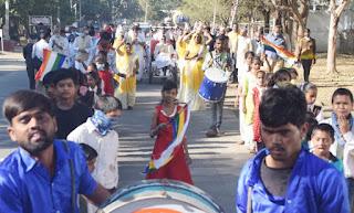 श्री मोहनखेड़ा महातीर्थ में सूरि मंत्र आराधना के बाद महामांगलिक का हुआ भव्य आयोजन