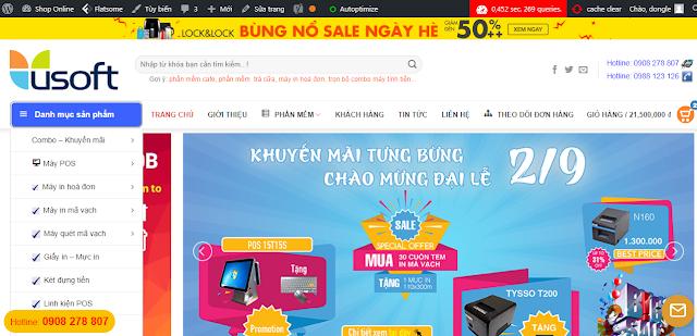 Full code web wordpress ,Theme Cửa hàng Điện Máy , load nhanh , chuẩn seo