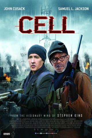 Cell [2016] [DVDR] [NTSC] [Latino]
