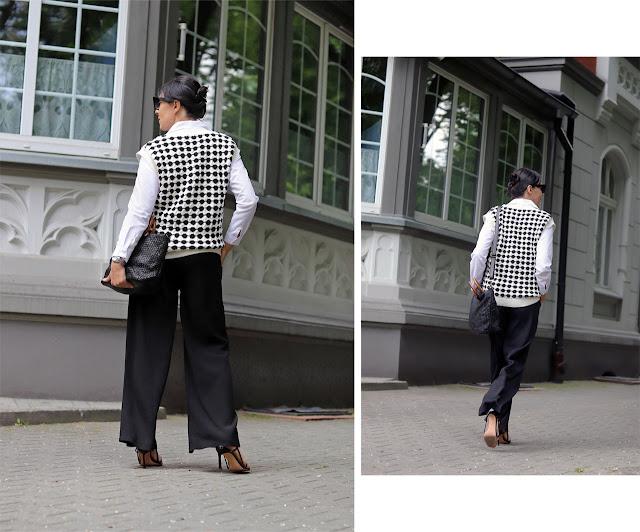 kamizelka swetrowa damskie stylizacje