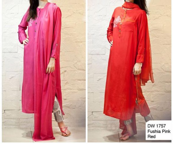 cc53ea26b4 ... designer dresses embroidered Maria B Frocks Designs neckline with laces  and embroidered dresses party Shalwar Kameez with prices for girls and women