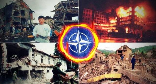 #Kosovo #Metohia #NATO #Serbia #Bombing #Agression #Lie #Media #FakeNews