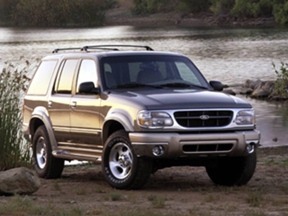 Ford Explorer on 2000 Ford Explorer Xlt