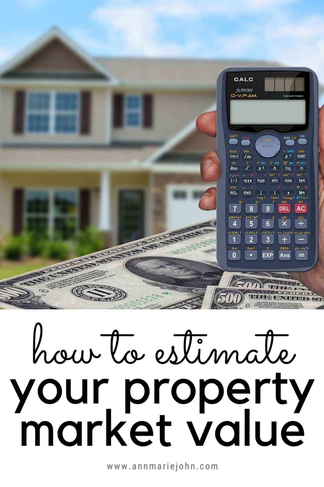 How to Come Up With a Good Estimate of Your Property's Market Value