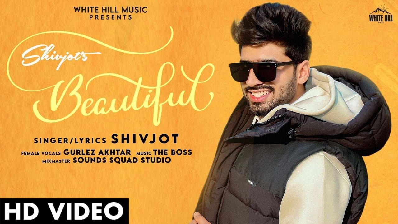 Beautiful Lyrics Shivjot X Gurlez Akhtar