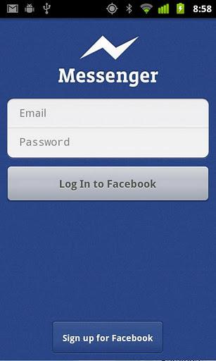 mobile facebook messenger download free