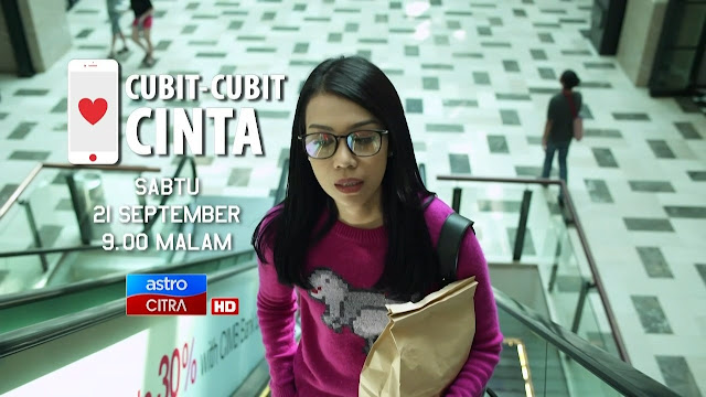 Telefilem Cubit-Cubit Cinta
