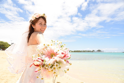 Hawaii Wedding Florists