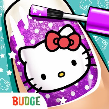 Hello Kitty Nail Salon (MOD, All Paid Content Unlocked) APK Download