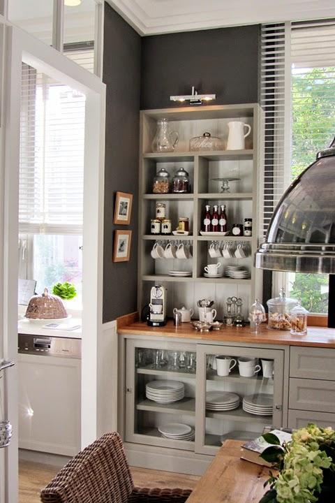 Decor inspiration un progetto per cucina sala da for Sala da pranzo decor