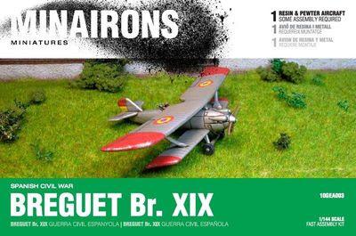 Breguet Br. XIX Light Bomber
