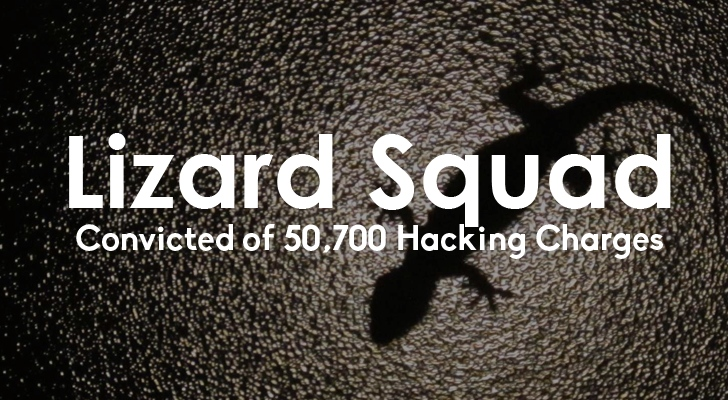 17-Year-Old Lizard Squad Member Found Guilty Of 50,700 Hacking Charges