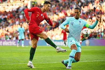 Portugal campeón de la Nations League